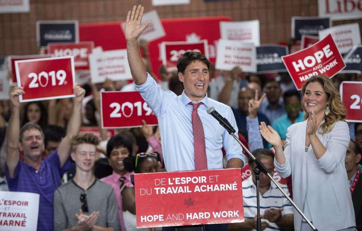 Trudeau Wins Second Term