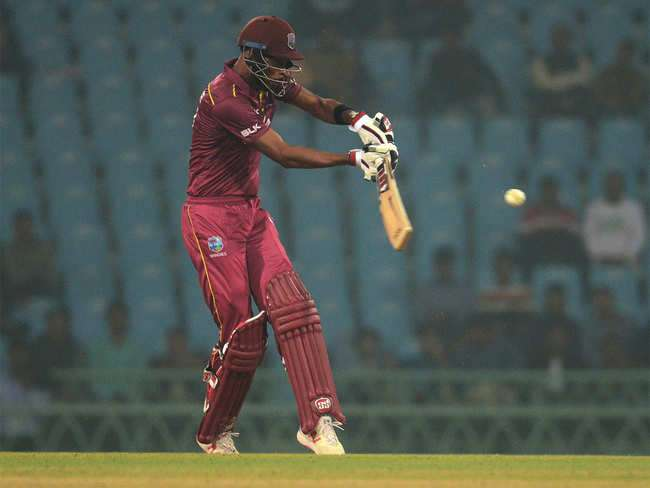 Strong Batting Performance From Hope And Chase Leads WI Pass Afghanistan