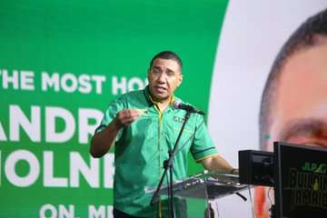 US, Jamaica Relations Stronger Than Ever Before – Holness