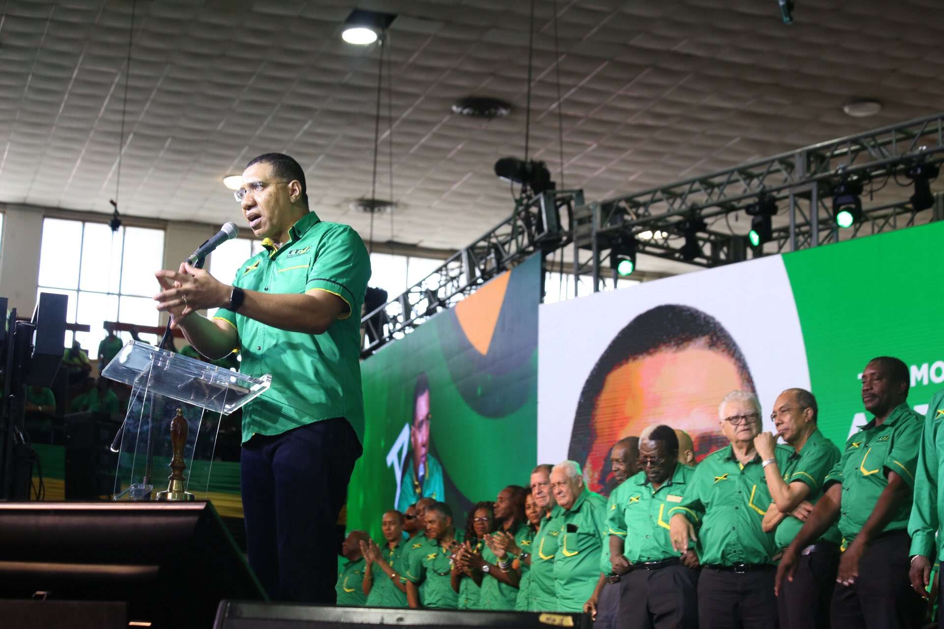 PM Promises To Address Urban Decay In West Kingston Constituency