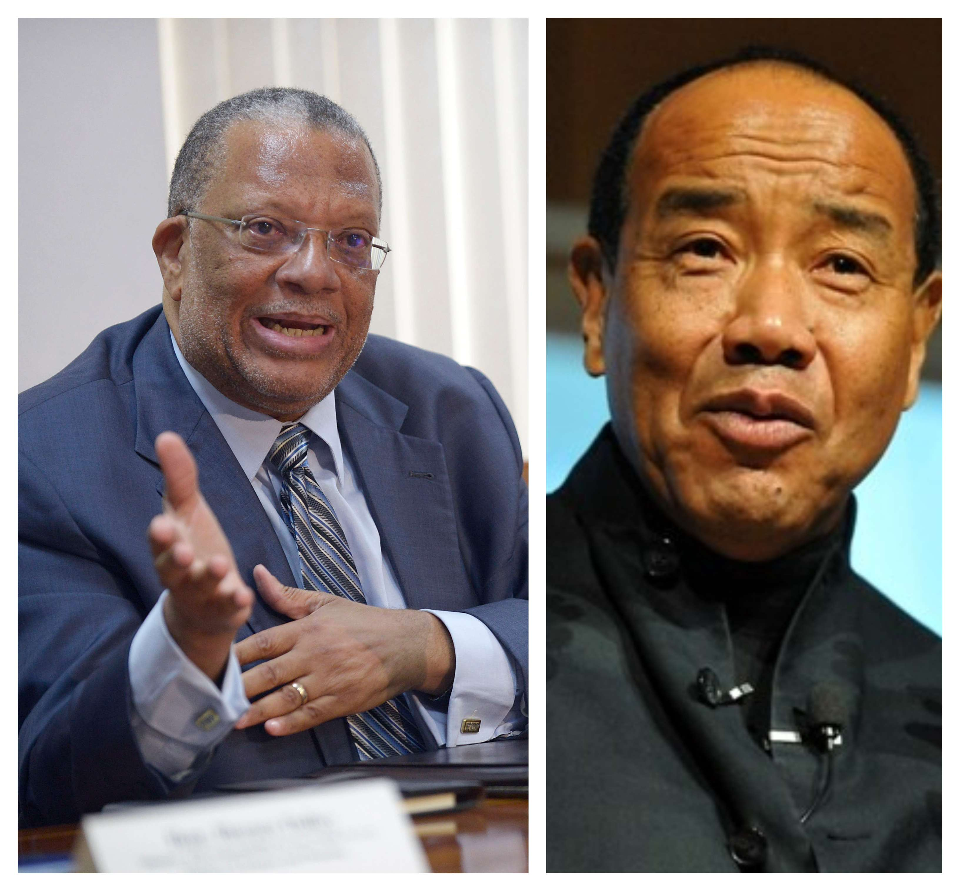 Phillips Rebuffs Michael Lee-Chin, Urges Him To Leave Civil Servants Alone