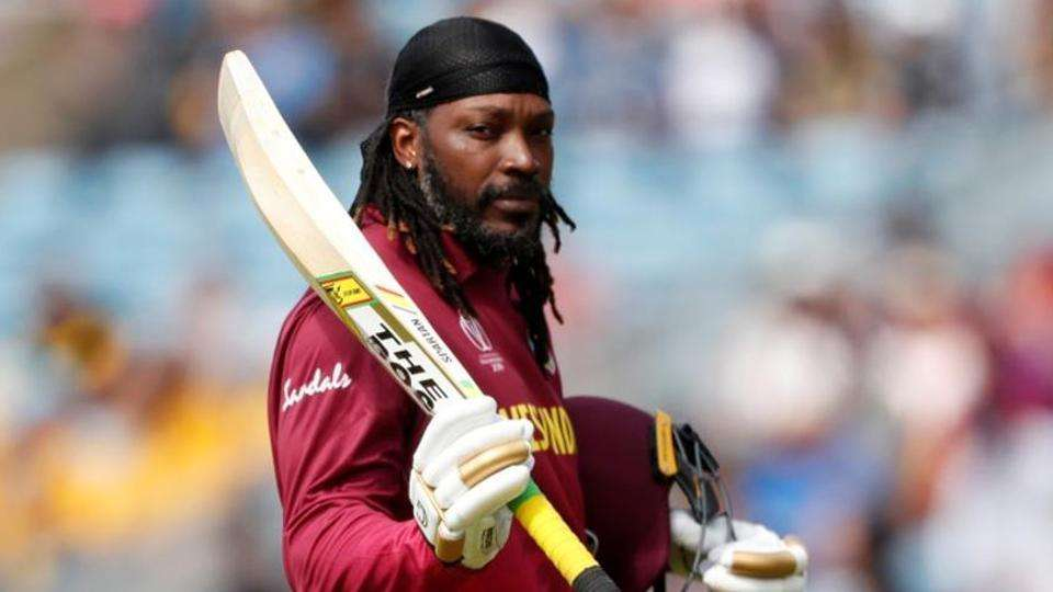 Gayle Walks From India ODIs, Taking Break For Rest Of 2019