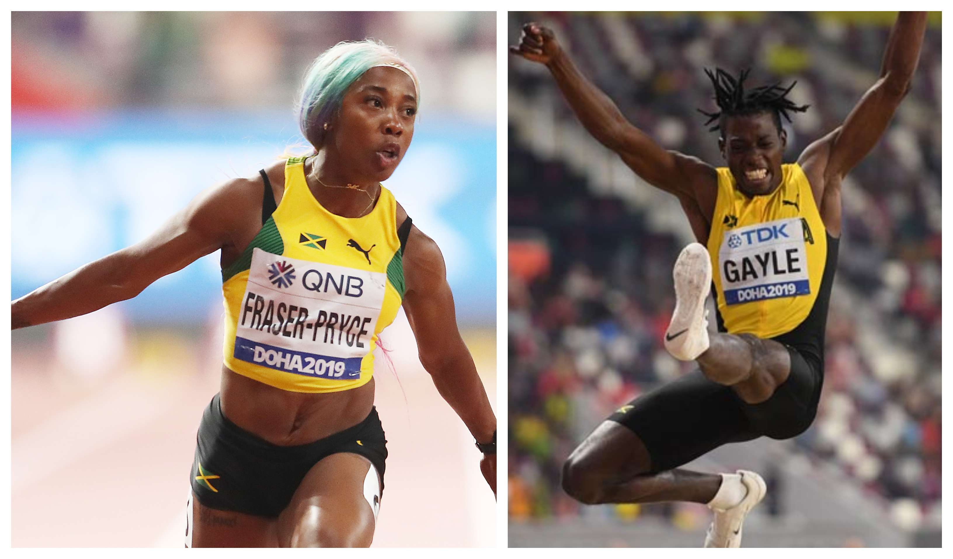 Tajay Gayle, Fraser-Pryce Lead 2019 Sports Awards Nominations