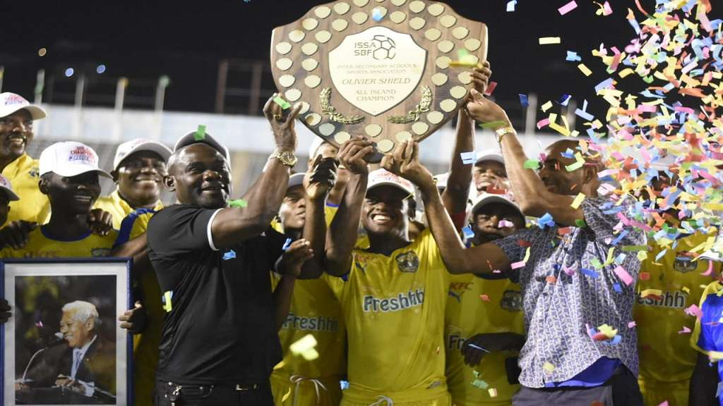 'We Could Have Won Oliver Shield In 90 minutes' – Clarendon College Coach, Lenny Hyde