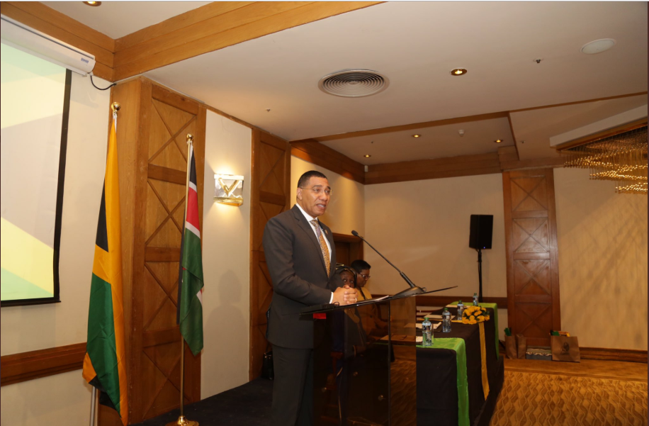 ACP States Can Lead The Fourth Industrial Revolution: PM Holness
