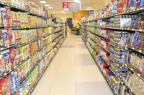 Food Prices Up by Nearly 3% in November