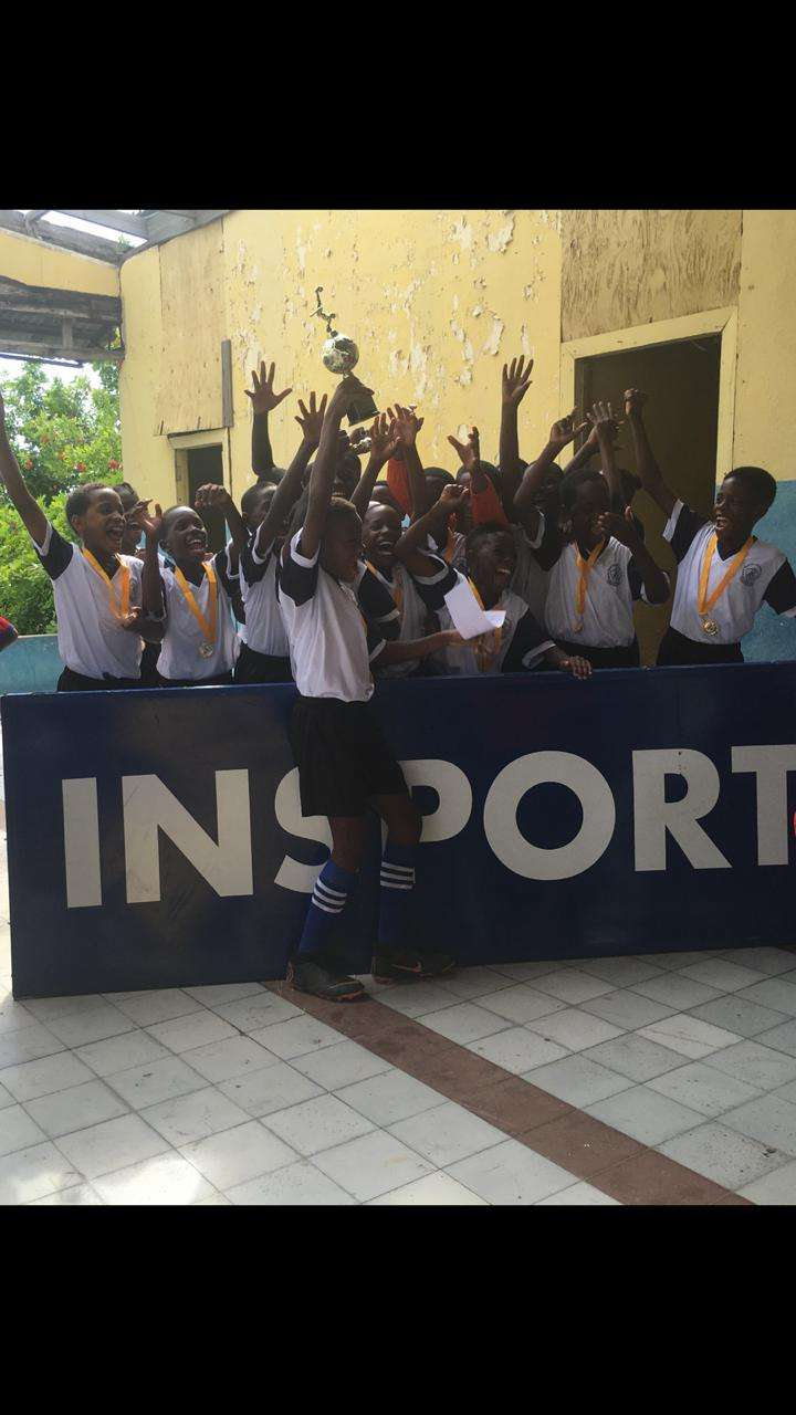 Holy Family Infant and Primary Bags KSA INSPORTS Championships