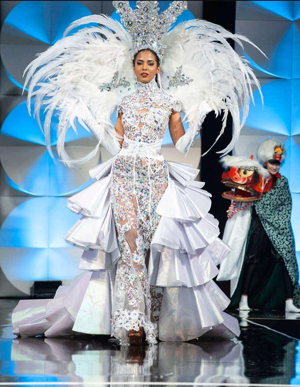 Miss Universe Jamaica Franchise Defends Controversial 'Annie Palmer-Inspired' National Costume