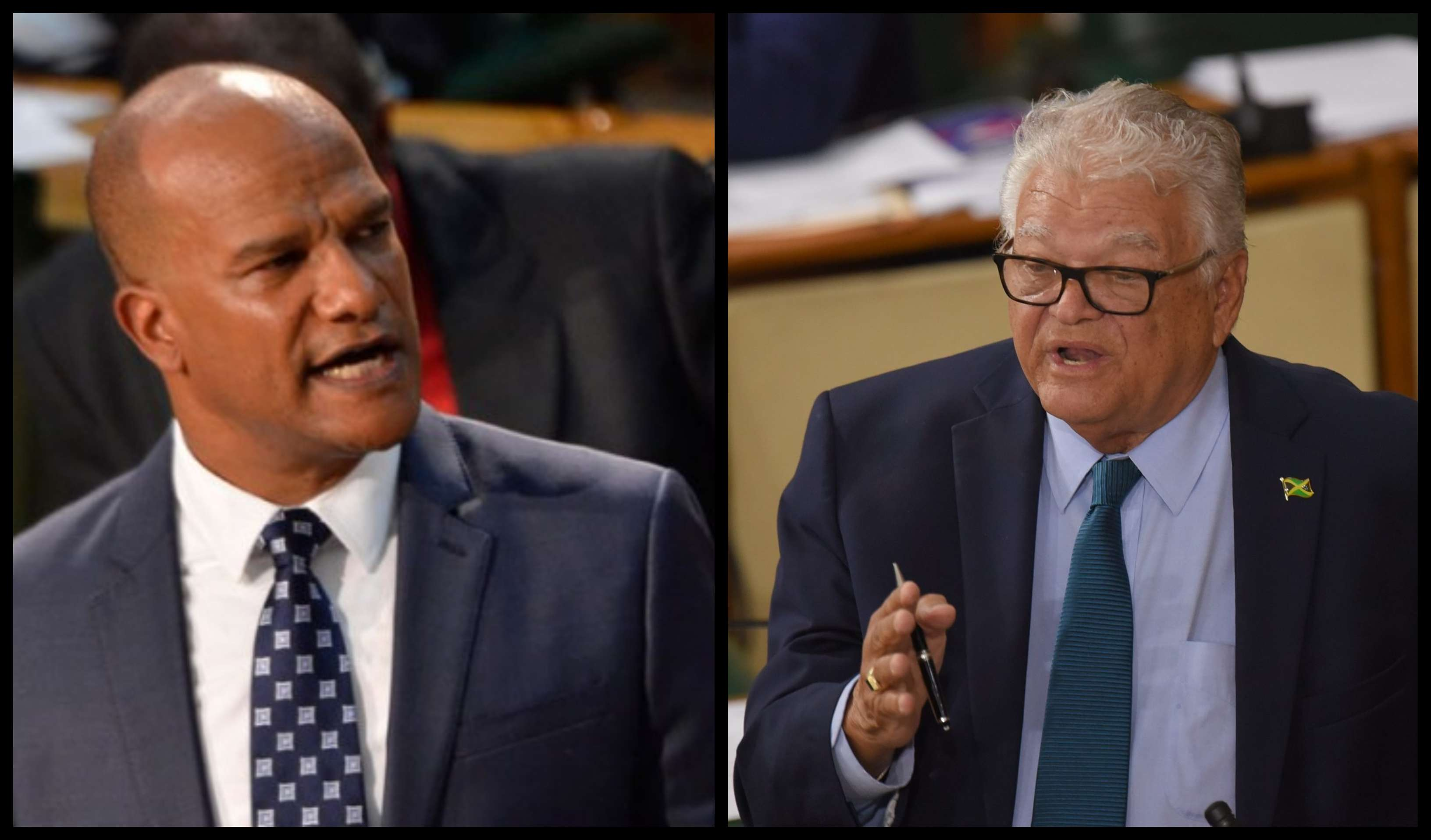 Opposition Members Walk Out Of Parliament Following Testy Exchange Between Bunting, Samuda