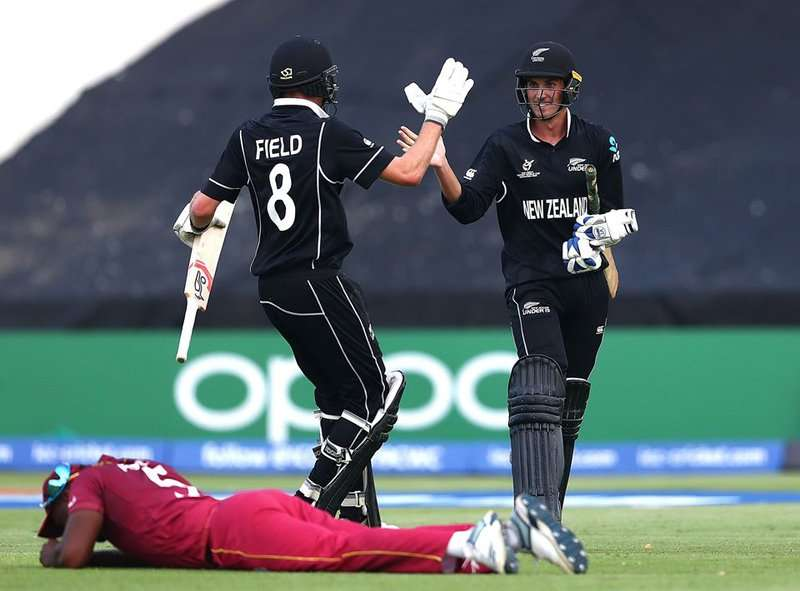 WI Youth Suffer First World Cup Loss Against New Zealand