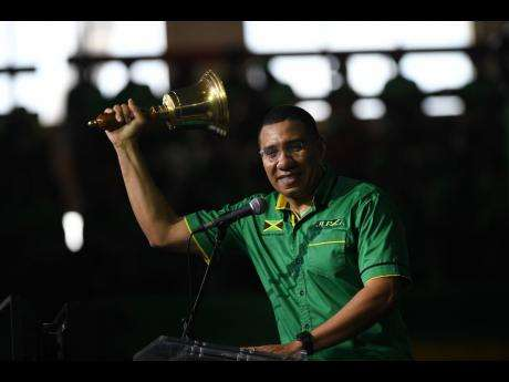"""Holness: JLP's Election Day Triumph """"A Victory for the Jamaican People"""""""
