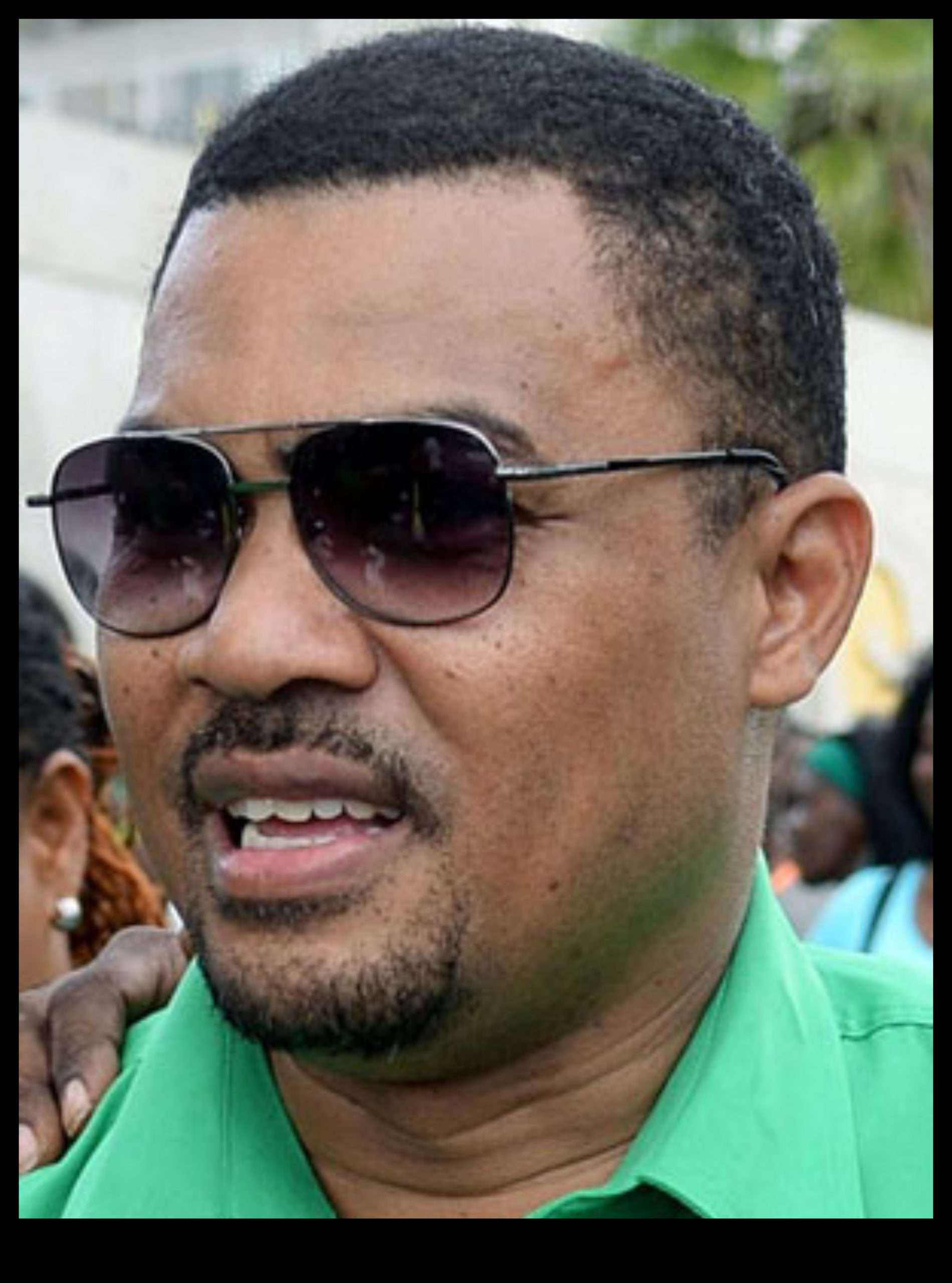 JLP Supporters In Central Kingston Revolting Against Robert Chin