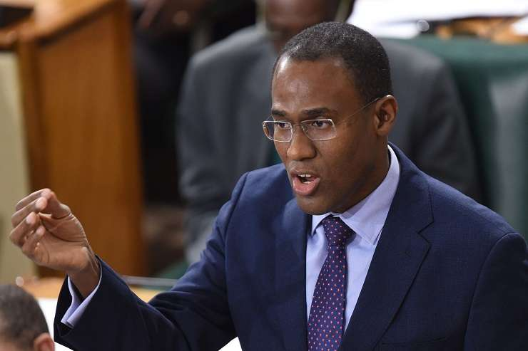 Jamaican Economy Becoming Increasing Resilient Despite External Shocks: Finance Minister