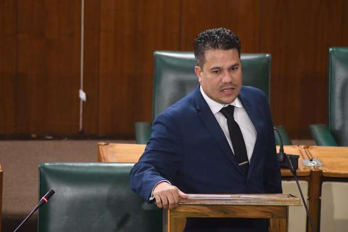 Samuda Rebuffs Assertion That No Significant Gain Has Been Made Against Violent Crime