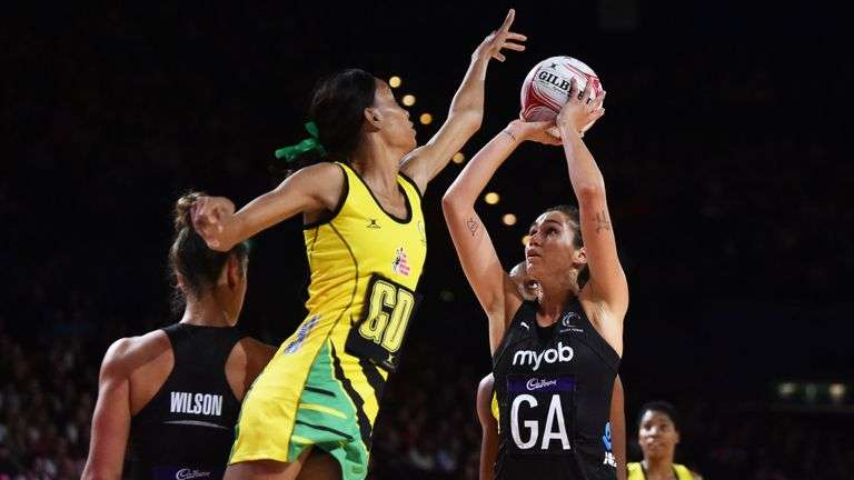 Sunshine Girls Suffer 1st Defeat In Vitality Nations Cup Tournament