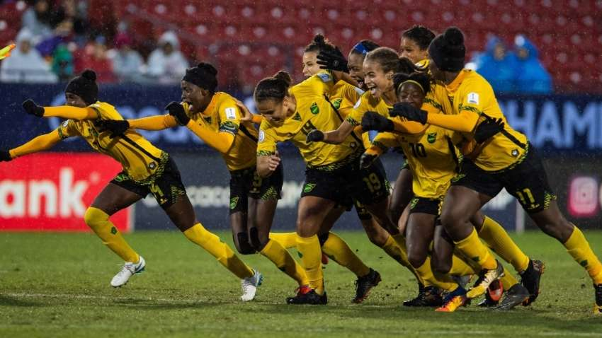 Reggae Girlz Coach & Captain Proud Of Team Performance In CONCACAF Qualifier