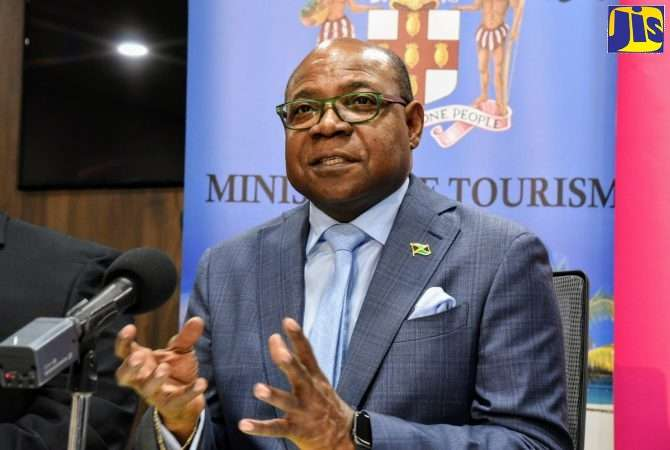 Jamaica Remains A Safe Destination Amid Coronavirus Outbreak – Tourism Minister