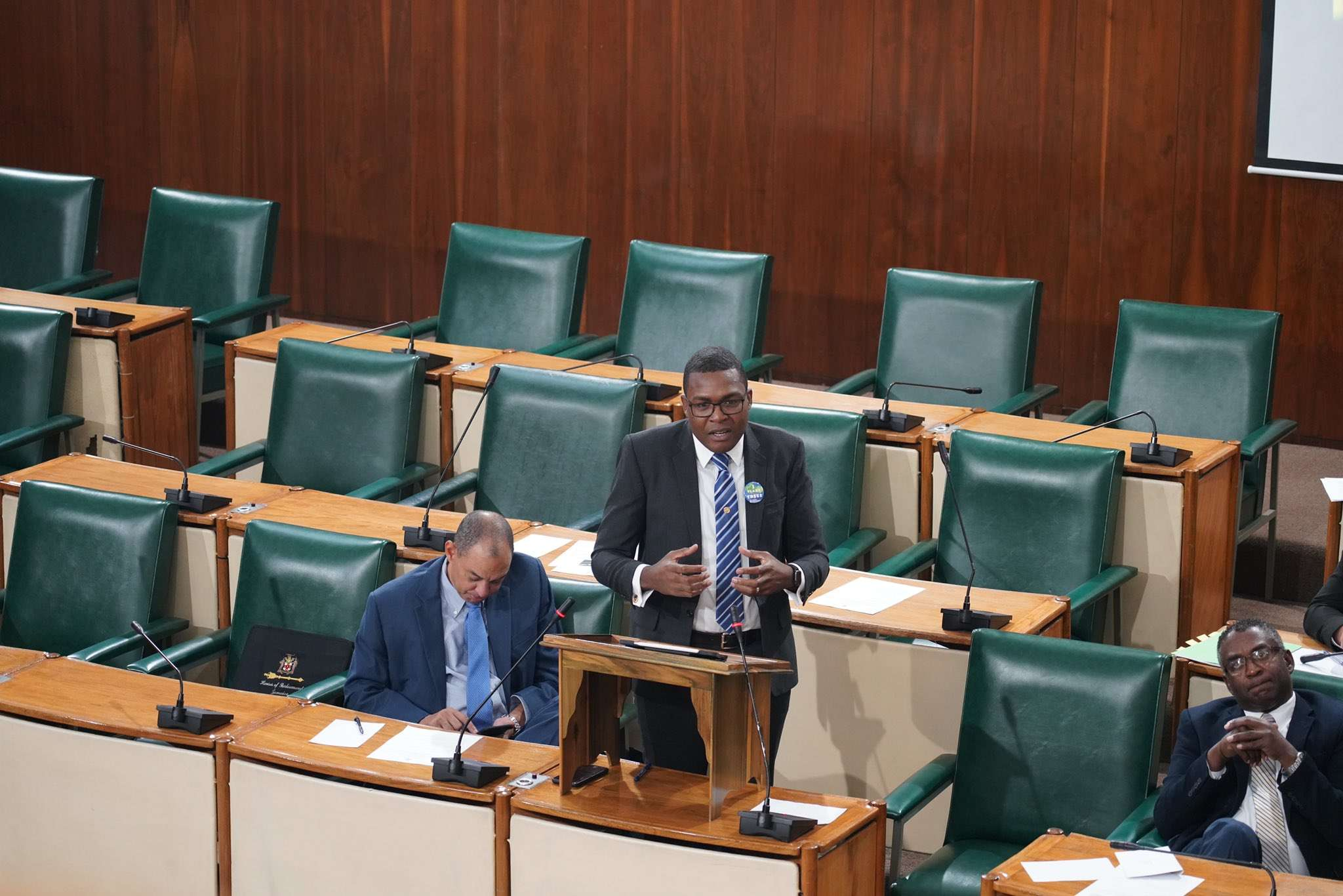 State Minister Highlights Youth Disenfranchisement From Education System Due to COVID-19