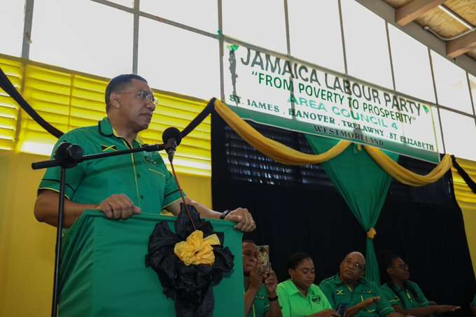 "JLP Targetting ""Several"" Westmoreland Seats – Holness"