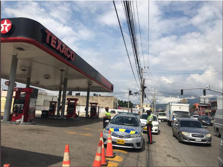 19-Y-O Gas Station Worker Gunned Down