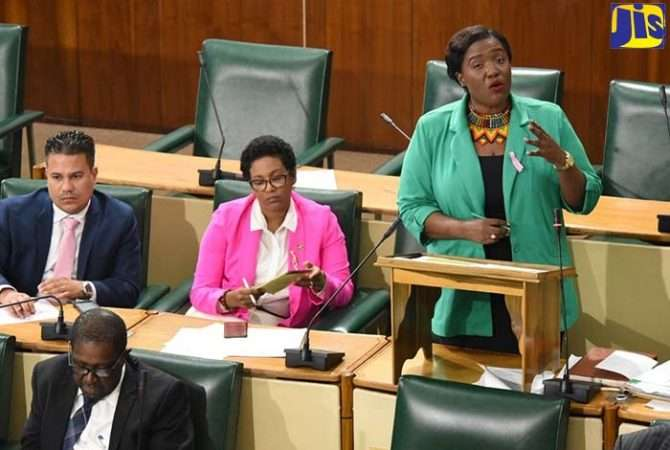 Jamaica Behind With Legislations To Protect Women From Harassment – Senator Morrison