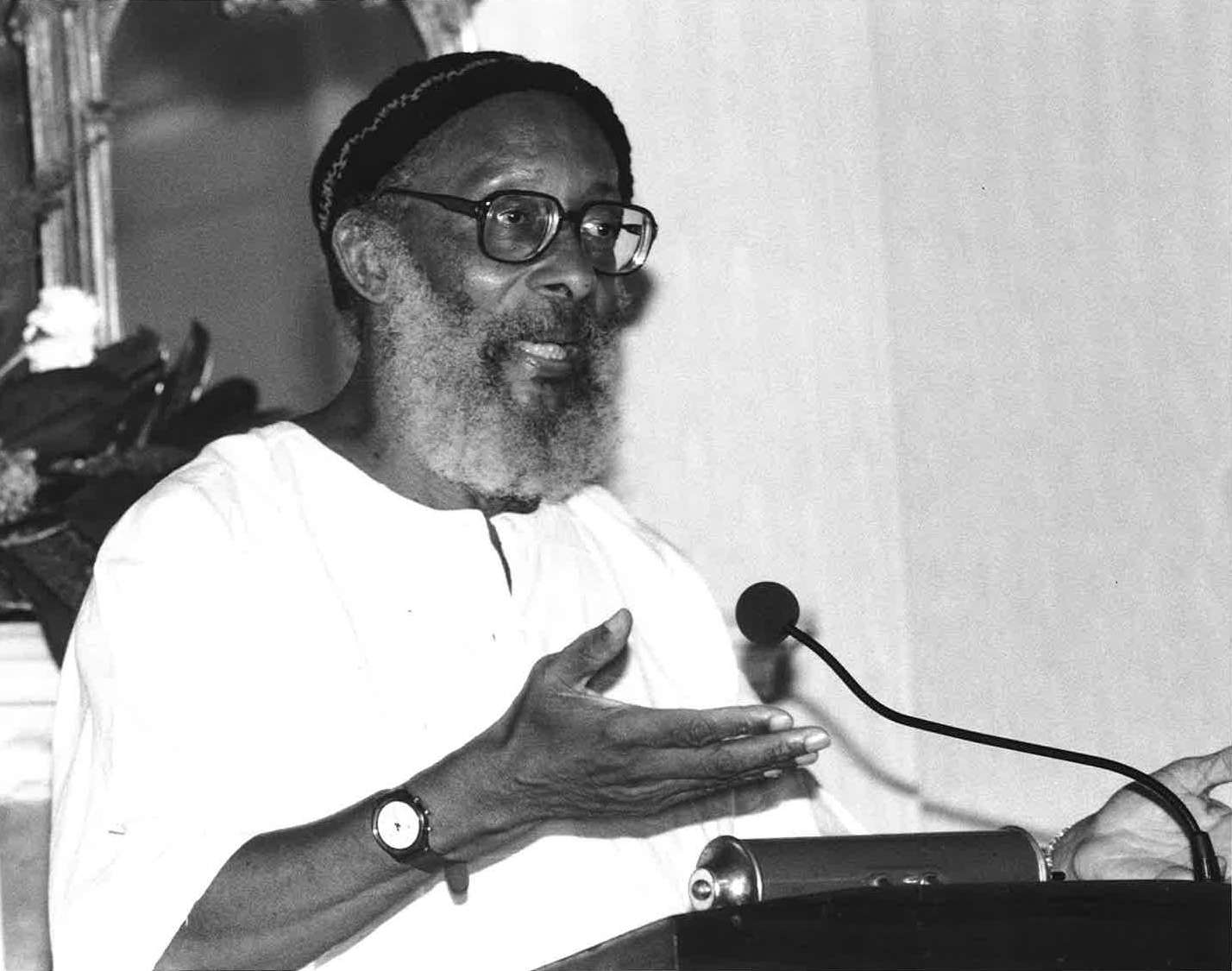 Noted Barbadian Poet and Historian, Edward Kamau Brathwaite, Is Dead At 89