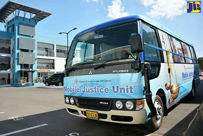 Mobile Justice Units Get Additional Boosting