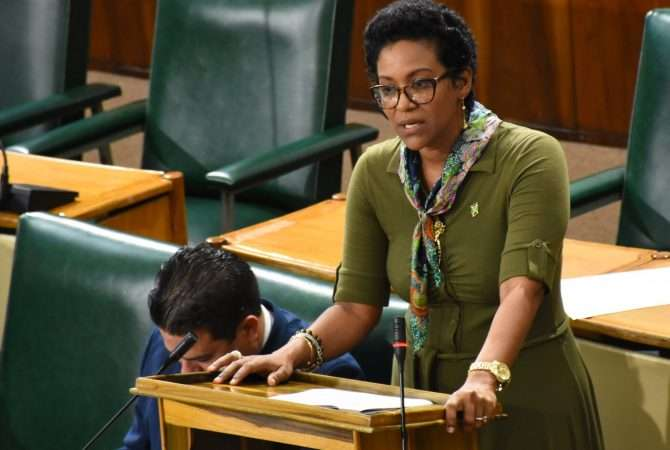 """""""A Mentally Ill Society"""" – Senator Longmore Laments Femicide, Calls For More Resources To Combating Treating Illnesses"""
