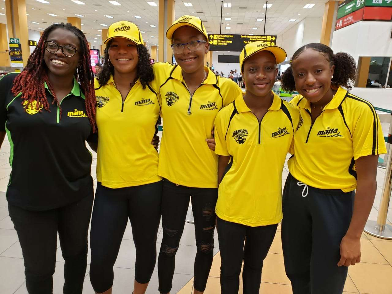 Jamaica's Swimmers End UANA Swimming Cup in 17th  Place