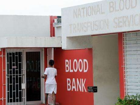 Blood Bank Reopens Slipe Road Office
