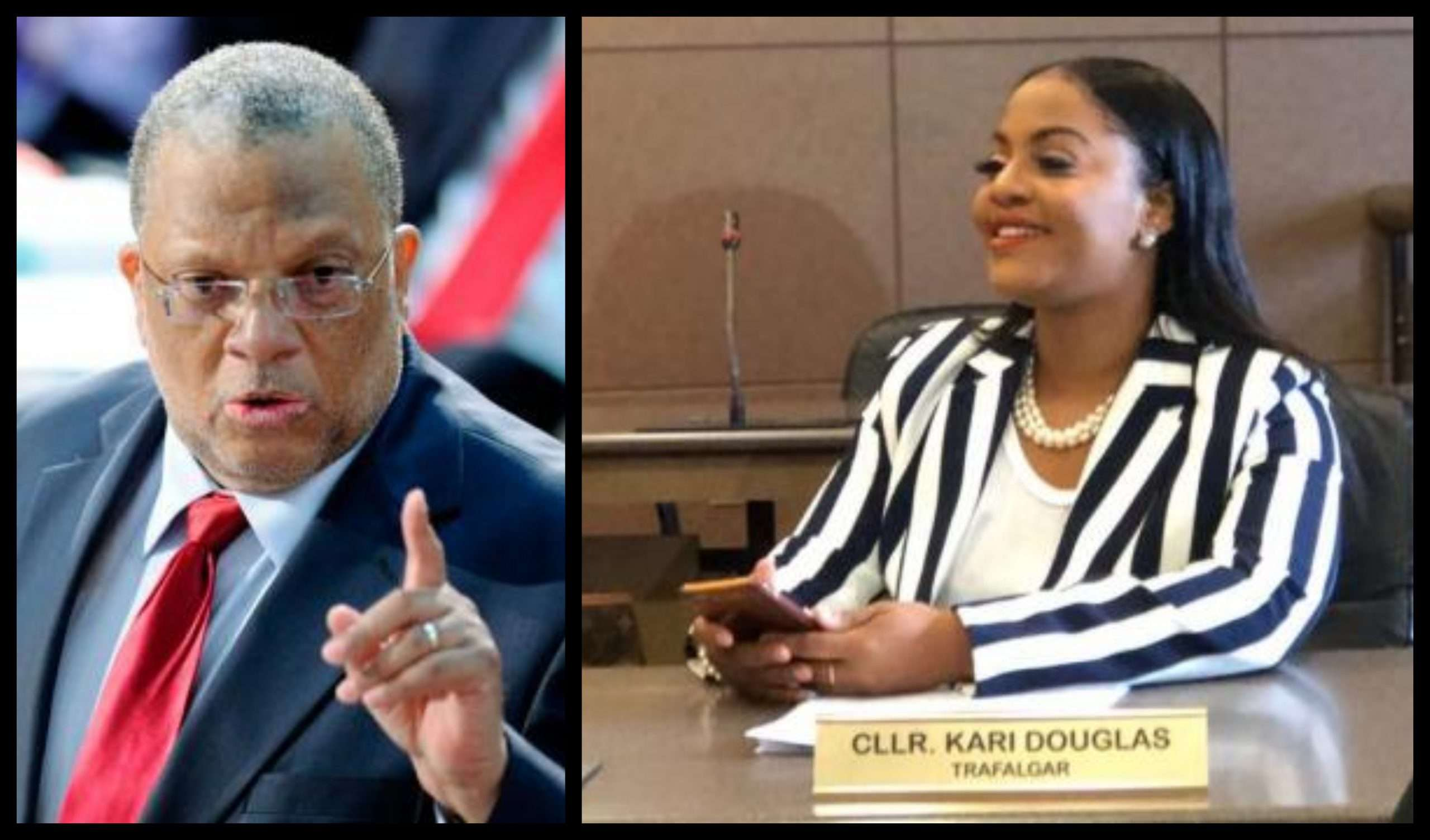 PNP Leader Swipes At Kari Douglas After She Crosses Floor To Join JLP