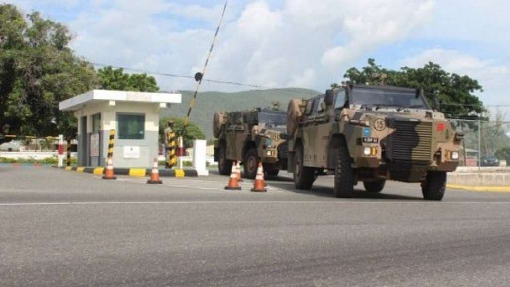 UPDATE: JDF Says Weapons Missing Are M-16 Rifles