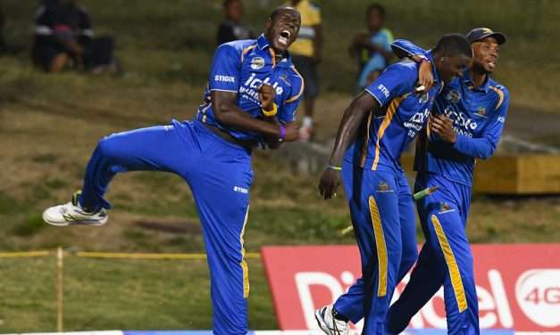 Cricket West Indies Awards Regional Title To Barbados Pride, Cancels Season