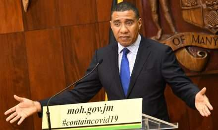 Agriculture Sector Will Serve As A Lifeline Against COVID-19 Pandemic – Holness