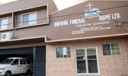 Brown's Funeral Home Distances Itself From Stolen KPH Medical Supplies