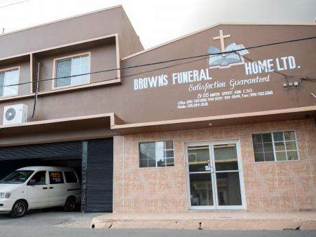Brown's Funeral Home Distances Itself From Stolen KPH Medical Supplies