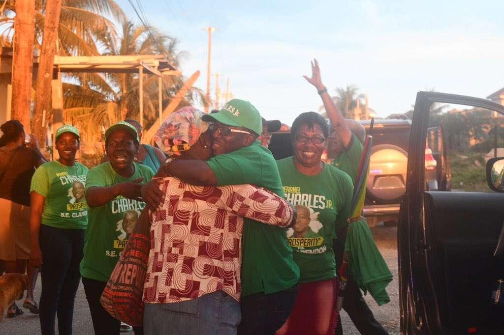 Charles Jr. 'Grateful' For SE Clarendon By-election Victory