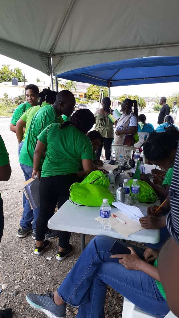 Midday Update: Just Over 8% Voter Turnout in SE Clarendon By-Election So Far