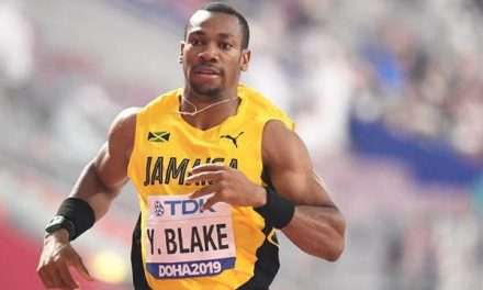 Blake 'Bitterly' Disappointed Over Postponement of 2020 Tokyo Olympic Games