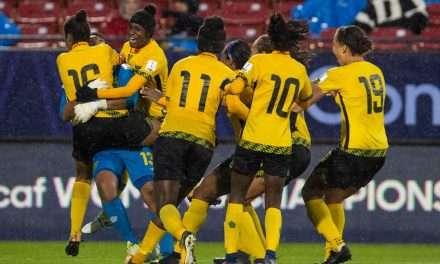 Ricketts Beaming With Pride As Nat'l Senior Women's Team Attain Highest FIFA World Ranking