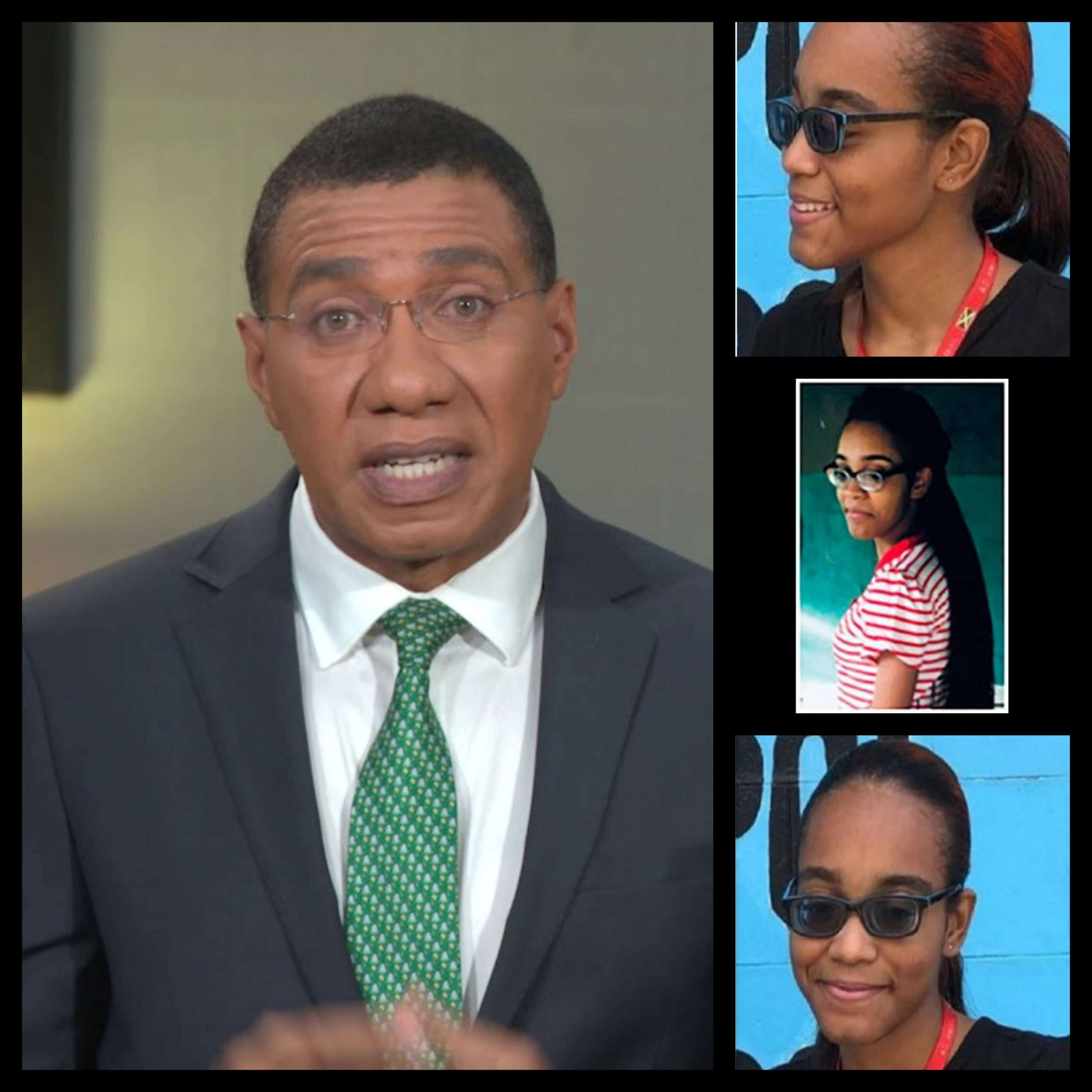 PM Holness Makes Passionate Plea For Missing Jasmine Deen