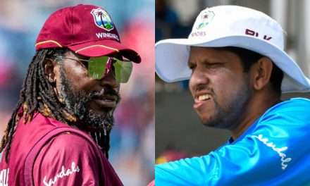 Sarwan Denies Any Involvement With Decision Leading To Gayle's Departure From Tallawahs