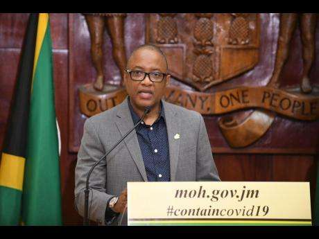 Health Ministry Says Its $8.8 Billion COVID-19 Budget Is Near Expended