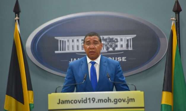 7/10 J'cans Approve of the job Andrew Holness is doing as Prime Minister