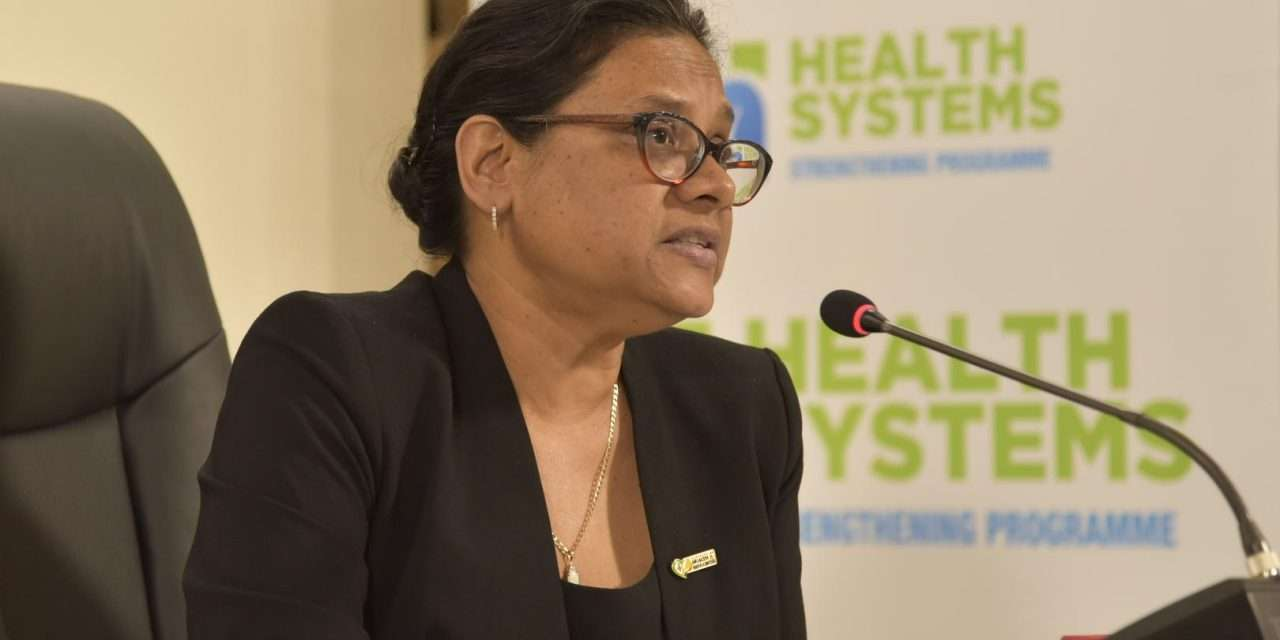 Ministry Expanding Testing Of Healthcare Workers