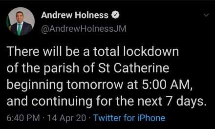 St. Catherine Lockdown – What You Need To Know