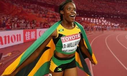 Williams Honored By NCAA Recognition