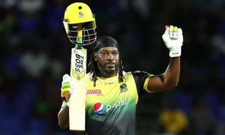 Gayle Breaks Silence On Tallawahs Departure