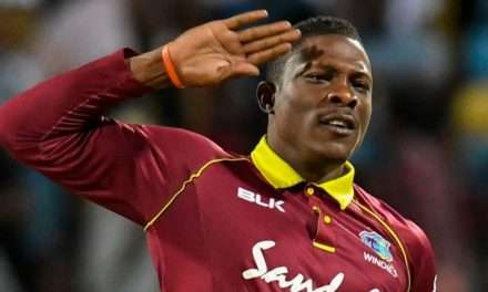 Cottrell Anticipates Debut Season In Indian Premier League T20