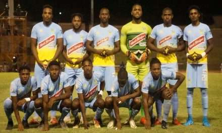 Waterhouse Voted Among Top 5 Caribbean club teams In SSCL